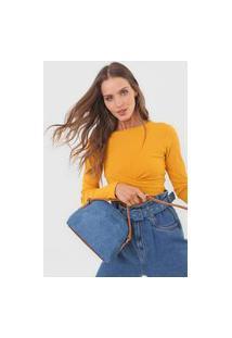 Bolsa Desigual Across Body Bag Hela Azul
