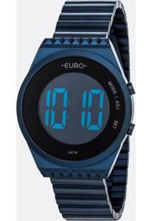 Relógio Feminino Euro Eubjt016Ae/4A Digital 5Atm