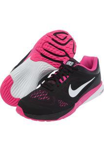 Tênis Nike Wmns Tri Fusion Run Msl Preto