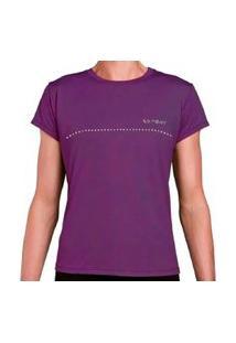 Camiseta Lupo Af Básica - Roxa