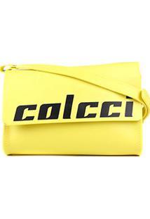 Bolsa Colcci Mini Bag Firenze Feminina - Feminino-Verde