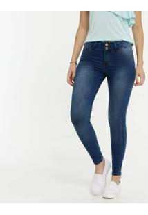 Calça Skinny Feminina One Size Zune Jeans By Sabrina Sato