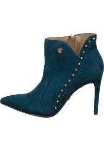 Ankle Boot Lança Perfume 1761126 Azul