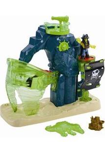 Imaginext Mattel Ilha Pirata Fantasma