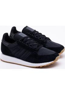 e37792b1646 ... Tênis Adidas Forest Grove Originals Preto Masculino 39