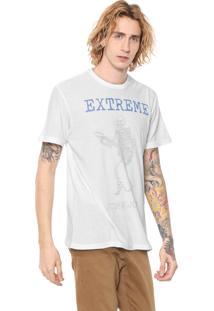Camiseta John John Extreme Branca