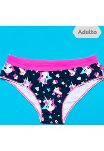 ded7489b9 Dinda. Calcinha Boneca Adulto Azul Marinho - Puket ...