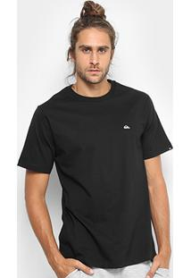 Camiseta Quiksilver Embroyed Cool Masculina - Masculino