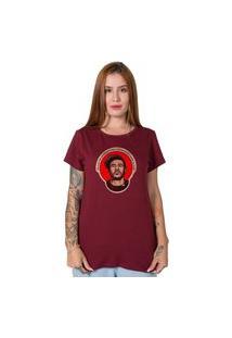 Camiseta Choráo Bordô