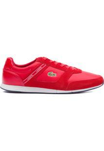 Tênis Masculino Menerva Sport 318 - Vermelho