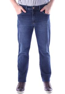 Calça 2173 Jeans Traymon Regular Azul Indigo
