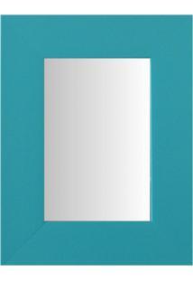 Espelho Moldura Madeira Lisa Raso 16200 Anis Art Shop
