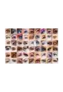 Painel Adesivo De Parede - Maquiagem - 982Pnm
