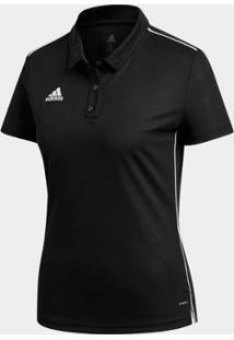 Camiseta Adidas Polo Feminina - Feminino