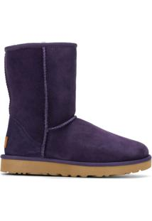 Ugg Australia Ankle Boots - Roxo