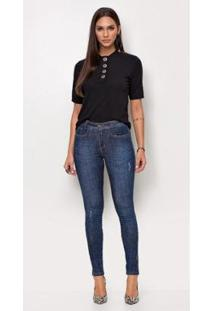 Calça Jeans Zait Skinny Merina - Feminino