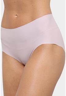 Calcinha Liz Reta-50256 - Feminino-Nude