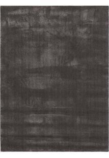 Tapete Nylon Crazystone 10Mm Dark Grey - 198 X 150 Cm