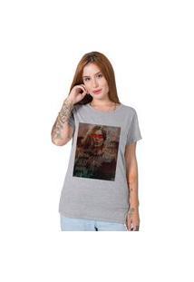 Camiseta Red Eye Cinza Stoned