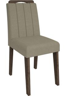 Cadeira Elisa Caramelo Marrocos