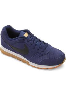 Tênis Nike Md Runner 2 Suede Masculino - Masculino