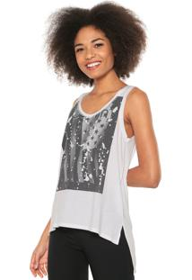 R  69,99. Kanui Regata Calvin Klein Jeans Estampada Off-White 663863e92f
