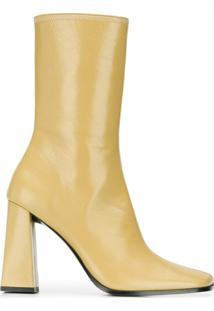 By Far Ankle Boot Linda - Neutro