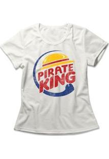 Camiseta Feminina Pirate King - Feminino