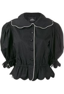 Marc Jacobs Blusa The Romantic - Preto