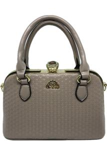 Bolsa Pequena Casual Importada Transversal Sys Fashion 8534 Caqui