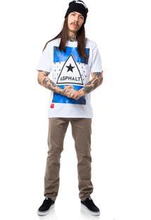 Camiseta Asphalt Universe - Masculino-Mescla