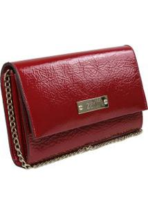 Bolsa Zariff Shoes Clutch Croco