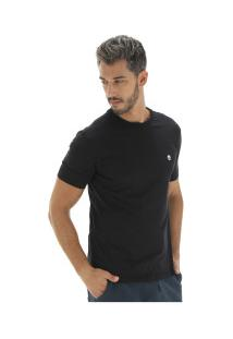 Camiseta Timberland Dunstan Rv Crew Tee - Masculina - Preto