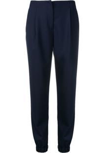 Ps Paul Smith Tailored Joggers - Azul