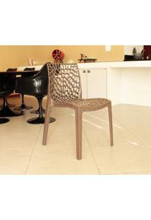 Cadeira Gruvyer Café
