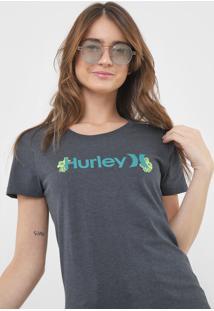 Camiseta Hurley One&Only Azul - Kanui