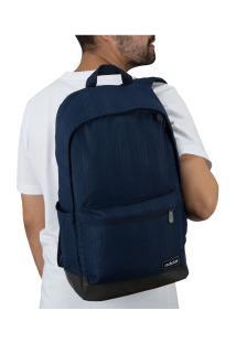 Mochila Adidas Classic 3S Bp - Azul Escuro