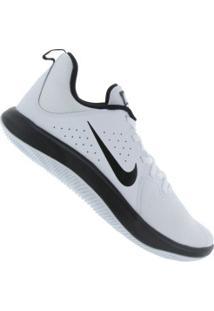 Tênis Nike Fly By Low - Masculino - Branco/Cinza Claro