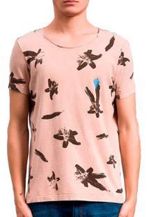 Camiseta Salt 35G Lily Dupla Face Masculina - Masculino