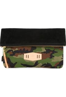 As2Ov Clutch Camuflada - Green