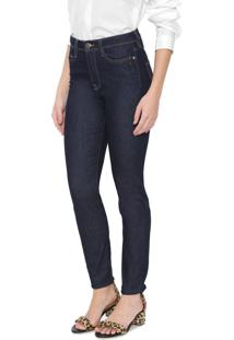 Calça Jeans Carmim Skinny Emana Prímula Azul