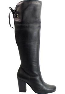 Bota Over The Knee Dakota Magnum B8704 - Feminino-Preto
