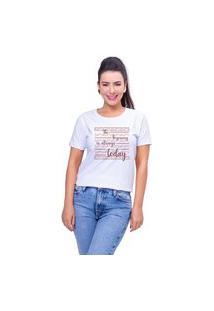 T-Shirt Always Branco