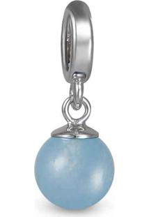 Pingente Life My Stone Aquamarine