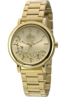 e640f0c40c6f4 Relógio Technos Feminino Elegance Stone Collection - Unissex
