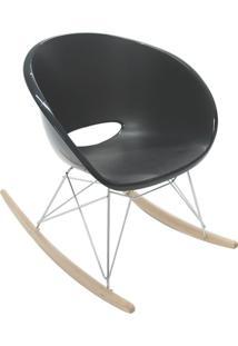 Cadeira Elena Luz Preto