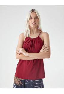 Blusa Tecido Preguinha New Color Feminina - Feminino