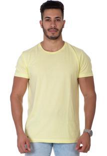 Camiseta Lucas Lunny T Shirt Verde Neon