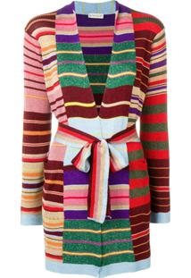 Etro Knitted Cardigan - Rosa