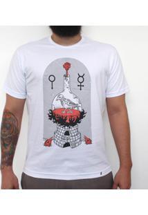 Mercurio - Camiseta Clássica Masculina